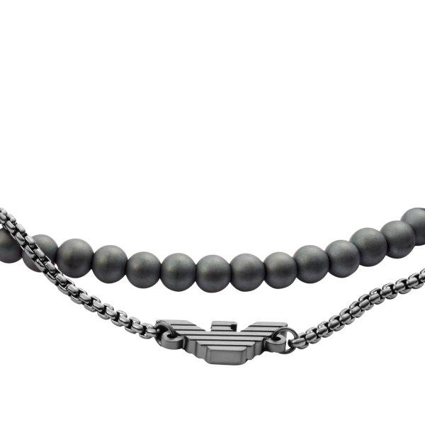 bransoletka Emporio Armani EGS2810060 • ONE ZERO • zegarki i biżuteria • Autoryzowany sklep