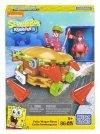 Mega Bloks Spongebob Rajdowcy figurki + pojazd Ast.