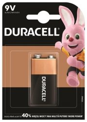 DURACELL Basic 9V K1 M