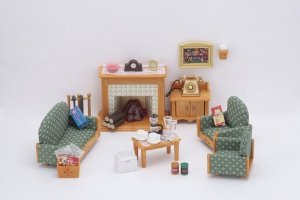 Sylvanian Families Luksusowy zestaw do salonu
