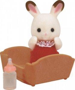 Sylvanian Families Dziecko  królików z czekoladowymi uszkami