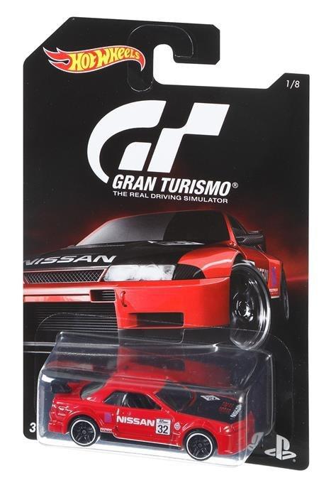 Hot Wheels Gran Turismo samochód Ast.