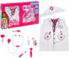 Zestaw Barbie Lekarz Przebranie Mattel 447821