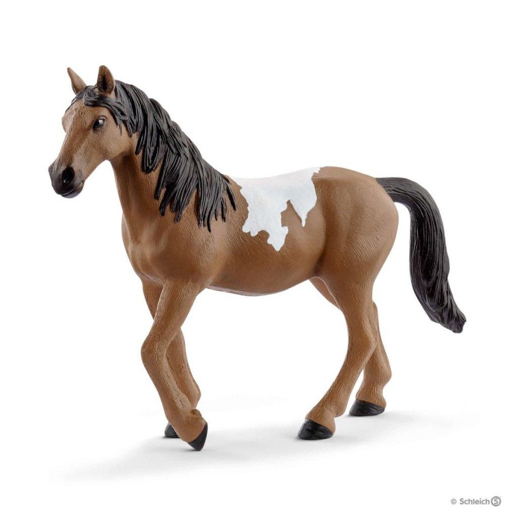 Konie Schleich Klacz Pinto Figurki Koni Schleich 72138 Zabawki Dla Dzieci