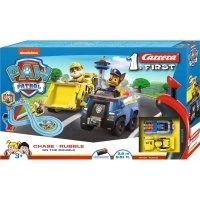 Carrera 1 First Tor Wyścigowy Paw Patrol On the Double Psi Patrol Nintendo 63035