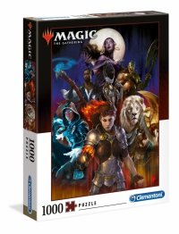 Puzzle Magic the Gathering 1000 el. Clementoni 39563
