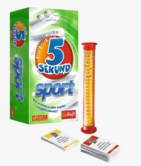 Gra 5 Sekund Sport Trefl 01924