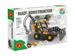 Zestaw Konstrukcyjny Mały Konstruktor Jay 185 el. Alexander 2307