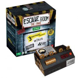 Gra Escape Room The Game Trefl 01546
