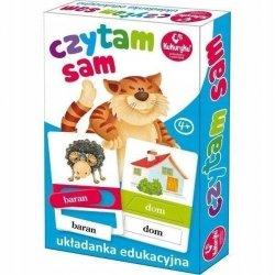 Gra edukacyjna Czytam sam Adamigo 56034