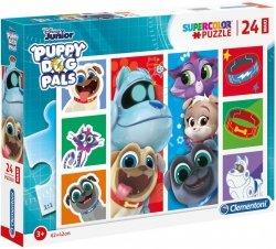 Puzzle Maxi Puppy Dog Pals 24 el. Clementoni 24207