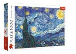Puzzle Gwieździsta Noc Vincent Van Gogh 1000 el. Trefl 10560