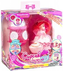 Deser Lodowy Zestaw 2w1 Cupcake Surprise TM Toys 1140