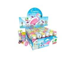 Bańki mydlane Flamingo 60ml Brimarex 80900