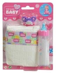 Zestaw do pielęgnacji New Born Baby Simba 5562487