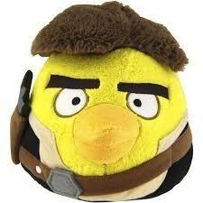 Pluszowy brelok Angry Birds Star Wars Han Solo Epee 94278