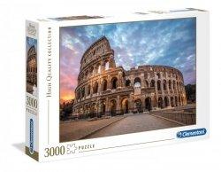 Puzzle Wschód słońca nad Koloseum 3000 el. Clementoni 33548