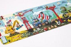 CzuCzu Dłuuugie puzzle na Budowie CzuCzu 49002