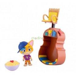 44 Koty Zestaw do zabawy Delux Figurka Lampo Simba 0180217