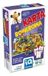 Gra Edukacyjna Karta Rowerowa Granna 00148