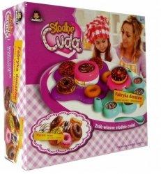 Słodkie Cuda Fabryka Donutów Madej 78473