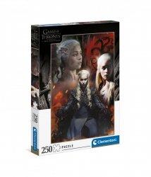Puzzle Gra o Tron Game of Thrones 250 el. Clementoni 29057