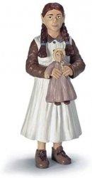 Osadnicy Dziewczynka Figurka Schleich 70313
