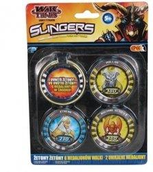 Slingers Medaliony 10pack Epee 01219