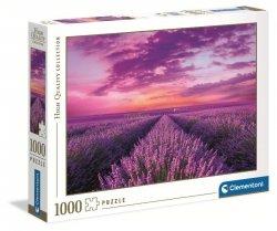 Puzzle Pole Lawendy 1000 el. Clementoni 39606