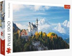 Puzzle Alpy Bawarskie 1500 el. Trefl 26133