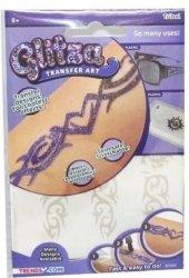 Glitza Tatuaże niefiguratywne + plemienne mały zestaw Formatex 7602