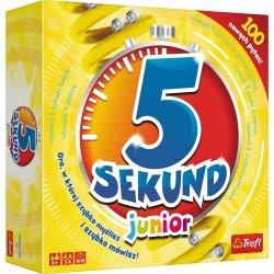 Gra 5 Sekund Junior Trefl 01779