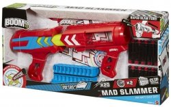 BoomCo Mad Slammer Mattel CFD43