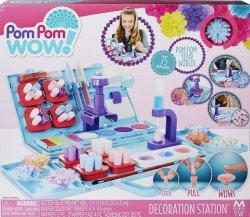 Pom Pom Wow Zestaw dekoracyjny pompony TM Toys 48540