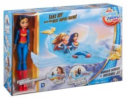 Odrzutowiec Wonder Woman Mattel DYN05
