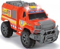 Straż Pożarna 20 cm Światło Dźwięk Action Series Dickie 3304010