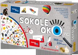 Gra Edukacyjna Sokole Oko Foto Adamigo 00756