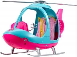 Helikopter Lalki Barbie Dreamhouse Adventures Mattel FWY29
