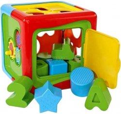 Mała kostka edukacyjna ABC Simba 4011647