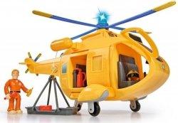 Strażak Sam Helikopter Wallaby II z figurką Simba 9251002