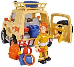 Strażak Sam Jeep ratunkowy auto terenowe Simba 9251001