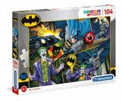 Puzzle Batman 104 el. Clementoni 25708
