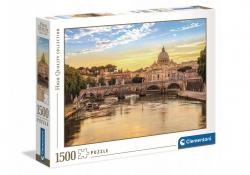 Puzzle Rzym 1500 el. Clementoni 31819