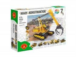 Zestaw Konstrukcyjny Mały Konstruktor 7w1 Melman 866 el. Alexander 2188