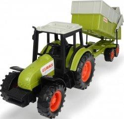 Traktor z przyczepą 36 cm Class Dickie 3736004