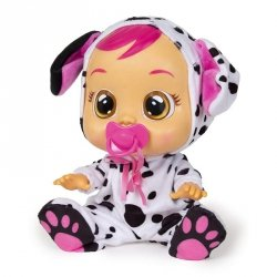 Cry Babies Płaczący Bobas Dotty Dalmatyńczyk Lalki Dzidziusie IMC 096370
