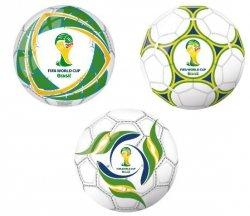 Piłka nożna Mistrzostwa Świata w Brazylii 2014 śr. 23cm Brimarex 06958