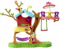 Enchantimals Motylkowy Domek Kwitnący Ogród Mattel GBX08