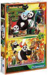 Puzzle Kung Fu Panda 2x20 el.Clementoni 07026