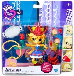 Mini Equestria Girls Applejack Kowbojka My Little Pony Hasbro B8026